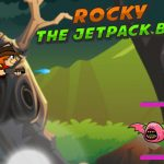 Rocky the Jet pack Boy – free jetpack gameplay