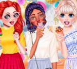 Ice Cream Birthday Party