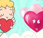 Valentine's Love Test